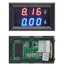Измерительная панель 100V 0-100В, 0-10А
